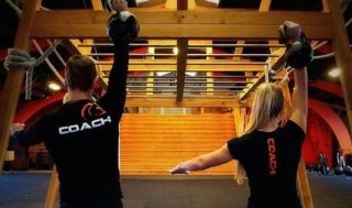 Indoor ultimate combi training